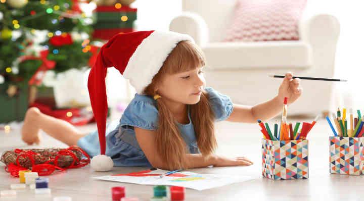 Blog La Foir'Fouille - DIY - 4 coloriages de Noël
