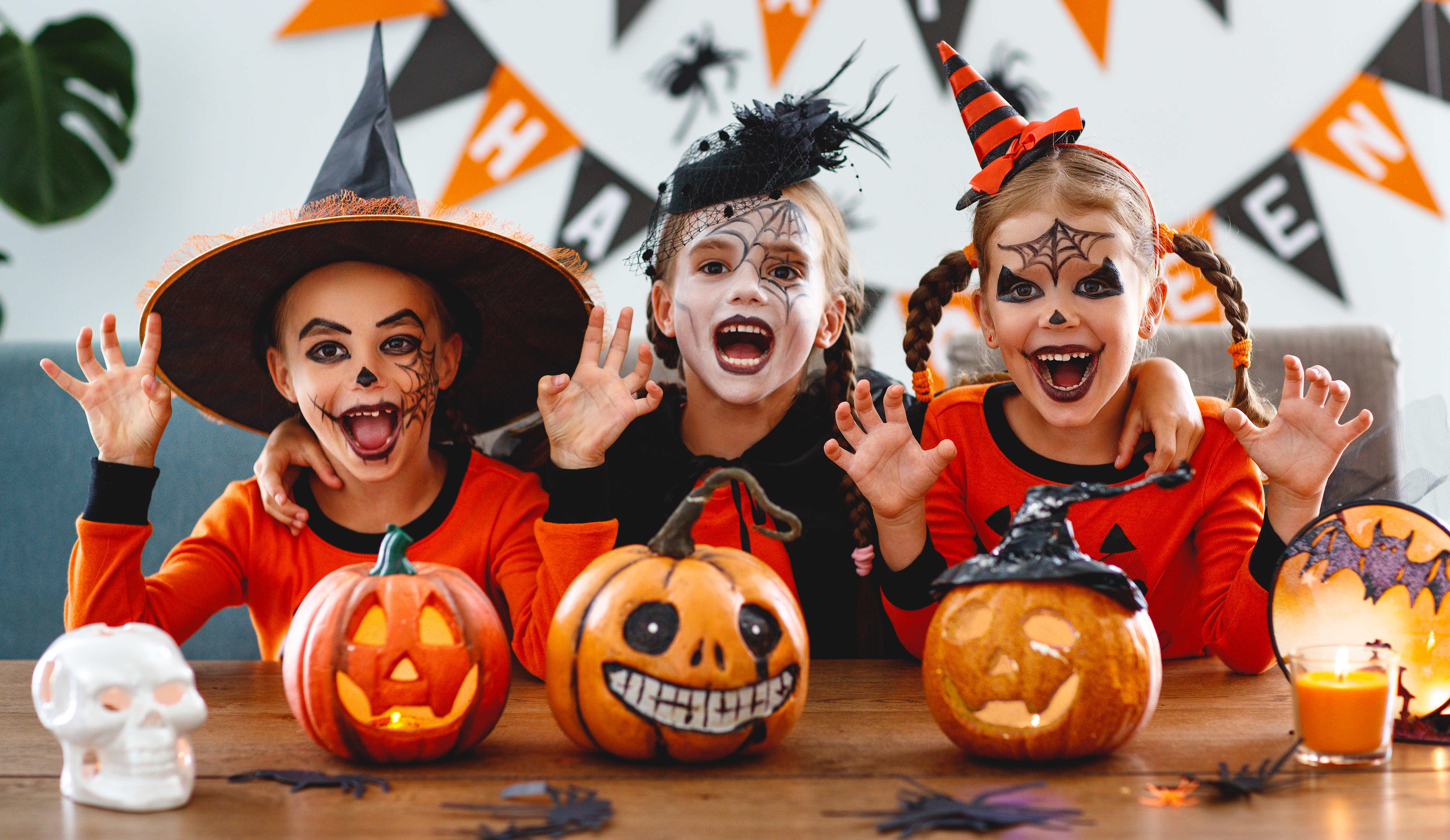 Conseils - Blog La Foir'Fouille - Réussir sa fête d'Halloween