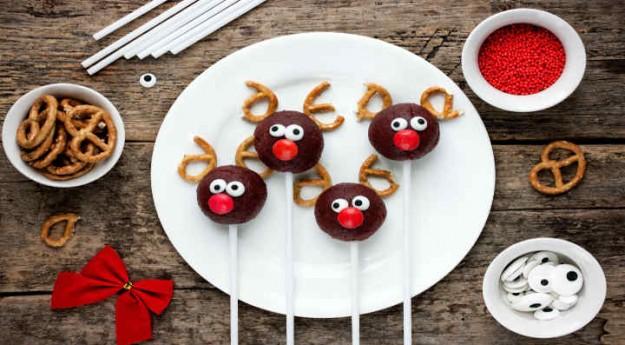 On adore: 3 desserts de Noël amusants