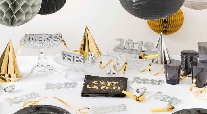 Conseils - Réussir son Nouvel An - Blog La Foir'Fouille