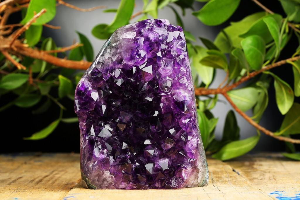 Géode blog Foir'Fouille - DIY - Fabriquer ses cristaux déco