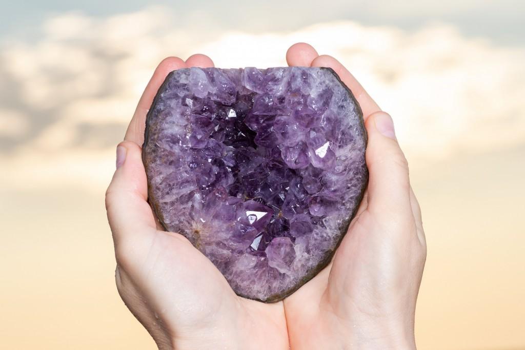 Coeur cristallin - DIY - Fabriquer ses cristaux déco