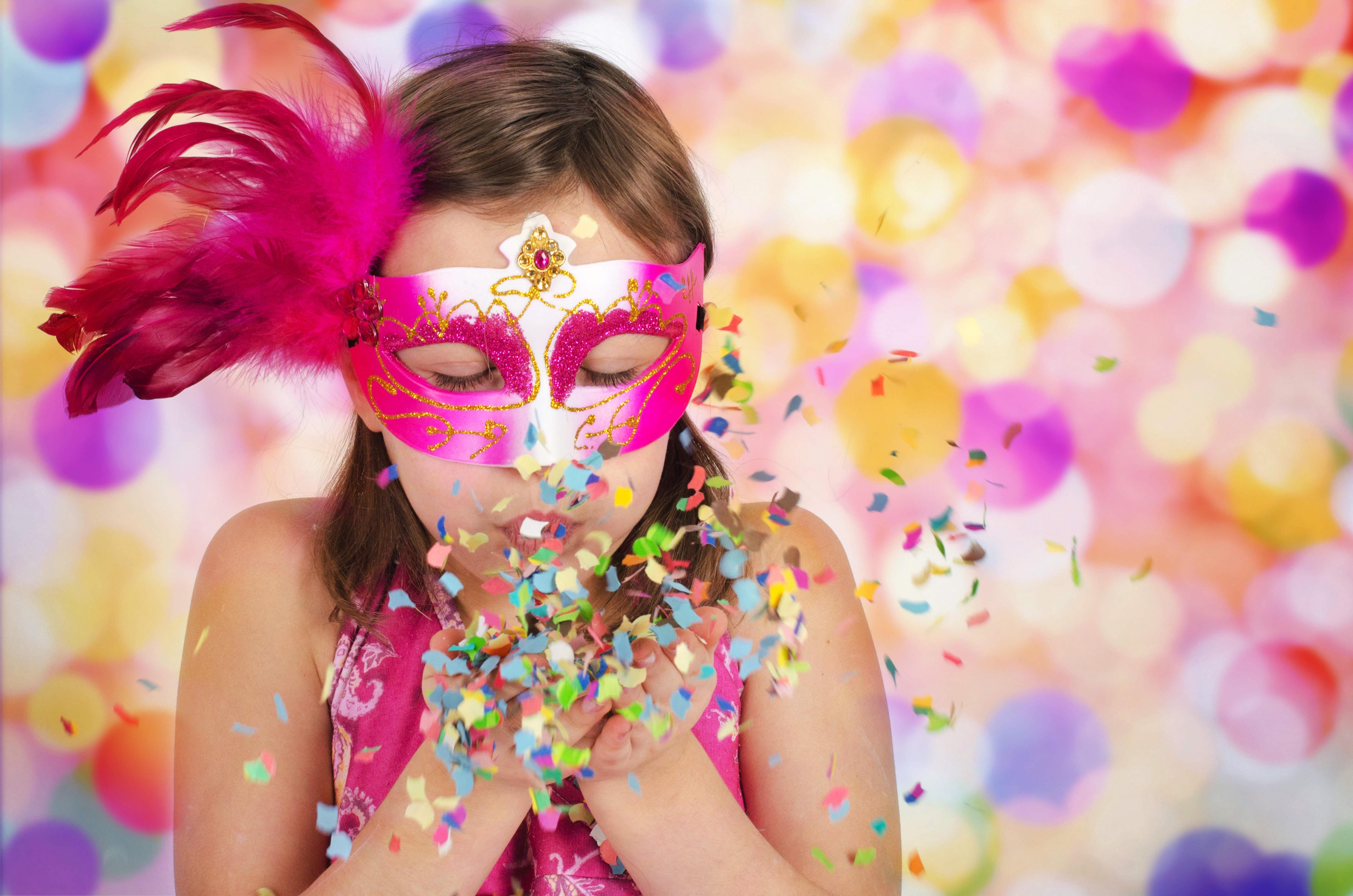 Masques de Carnaval à imprimer - DIY - Blog La Foir'Fouille