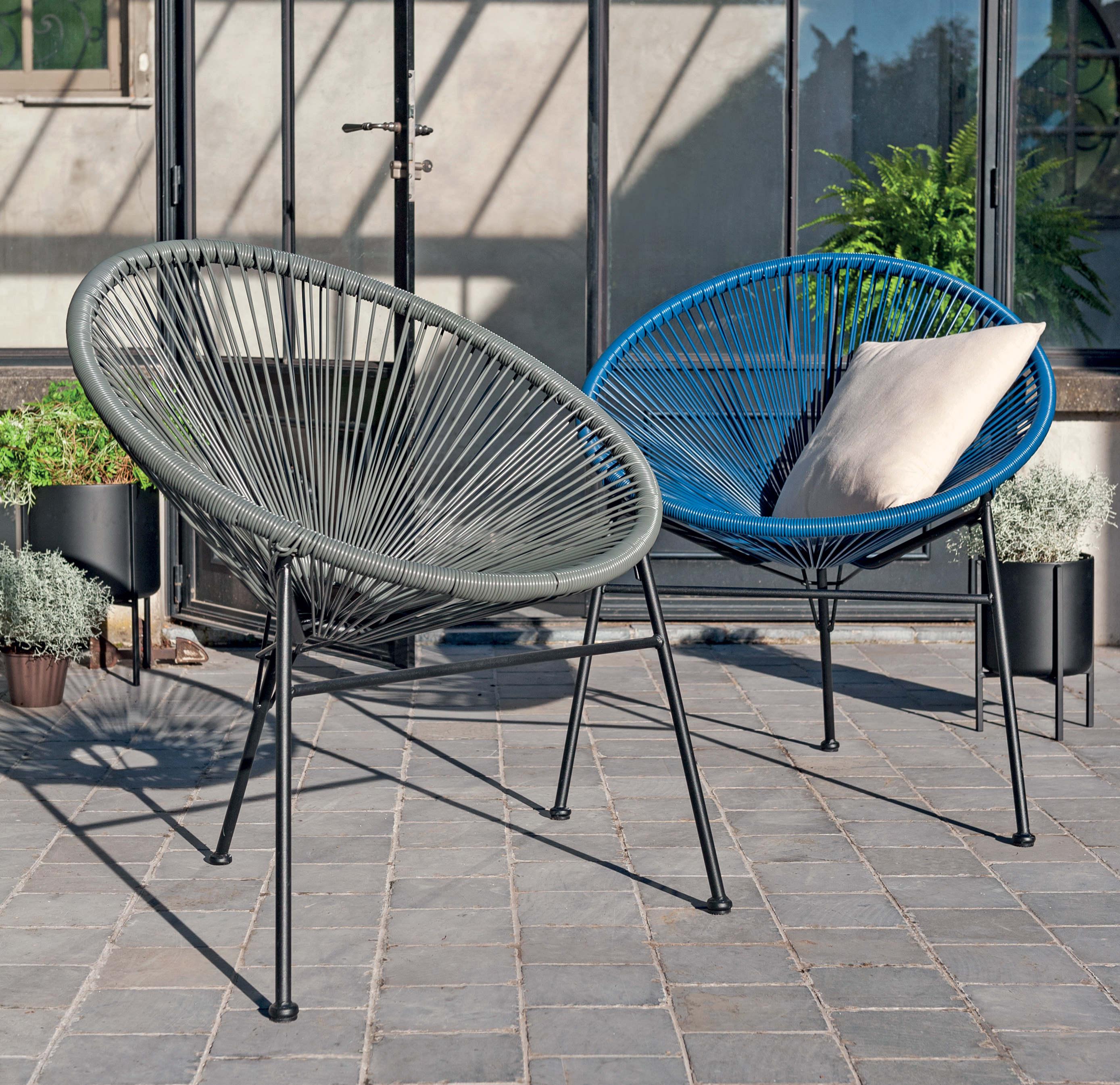 Blog La Foir'Fouille - Style - Le style industriel s'invite au jardin