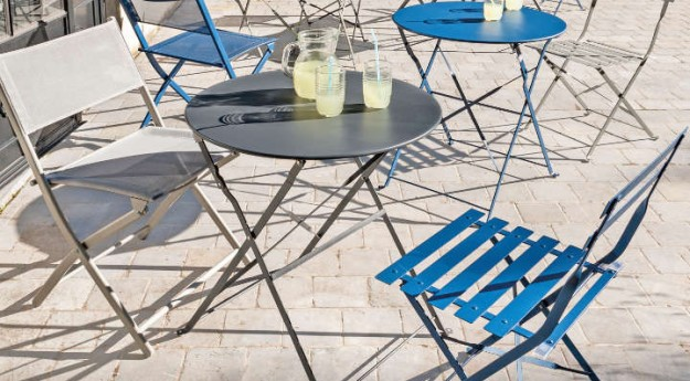 Style: Le style industriel s'invite au jardin