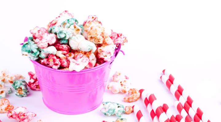 Blog La Foir'Fouille - On adore - 3 recettes colorées pour le goûter du Carnaval