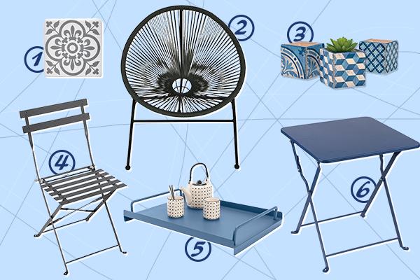 Le style industriel s'invite au jardin - Style - Blog La Foir'Fouille