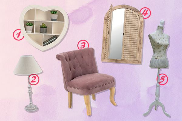 conseils 3 styles de d co tendance pour votre int rieur blog la foirfouille. Black Bedroom Furniture Sets. Home Design Ideas
