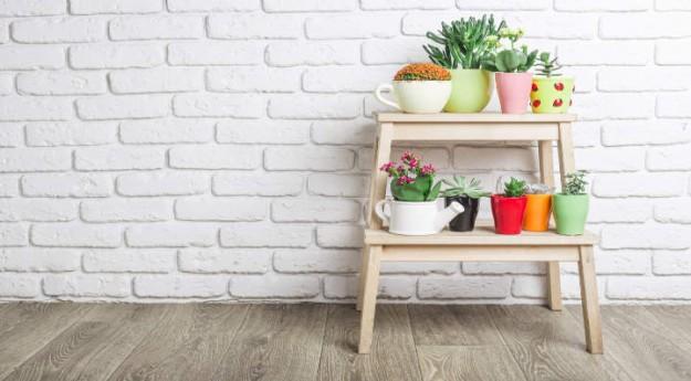 DIY: 4 idées pour relooker un pot de fleurs