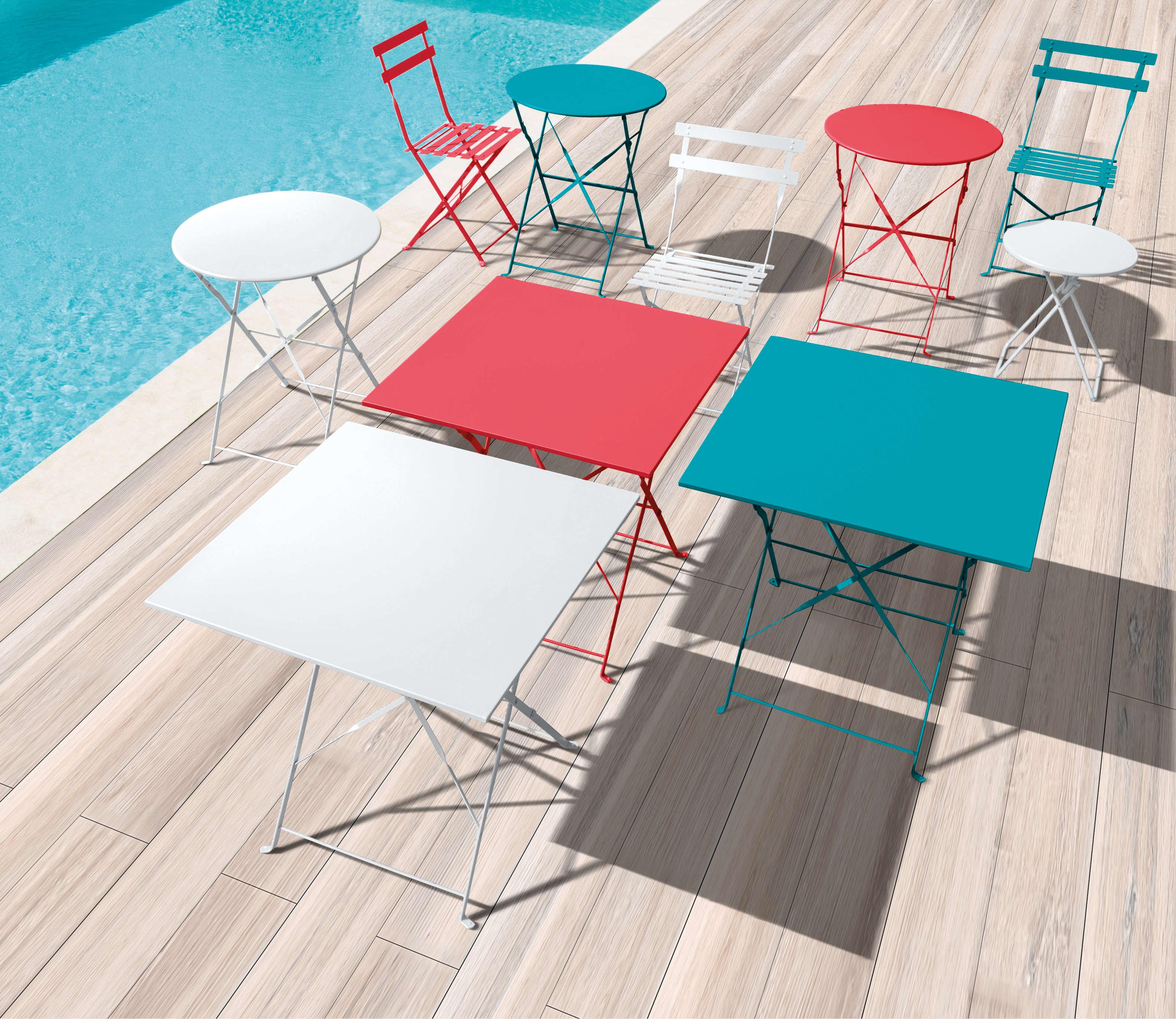 Conseils - Blog La Foir'Fouille - Aménager une terrasse colorée