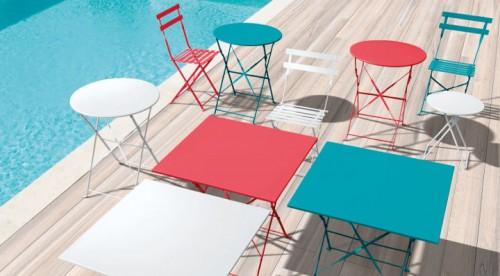Conseils: 4 idées pour aménager une terrasse colorée