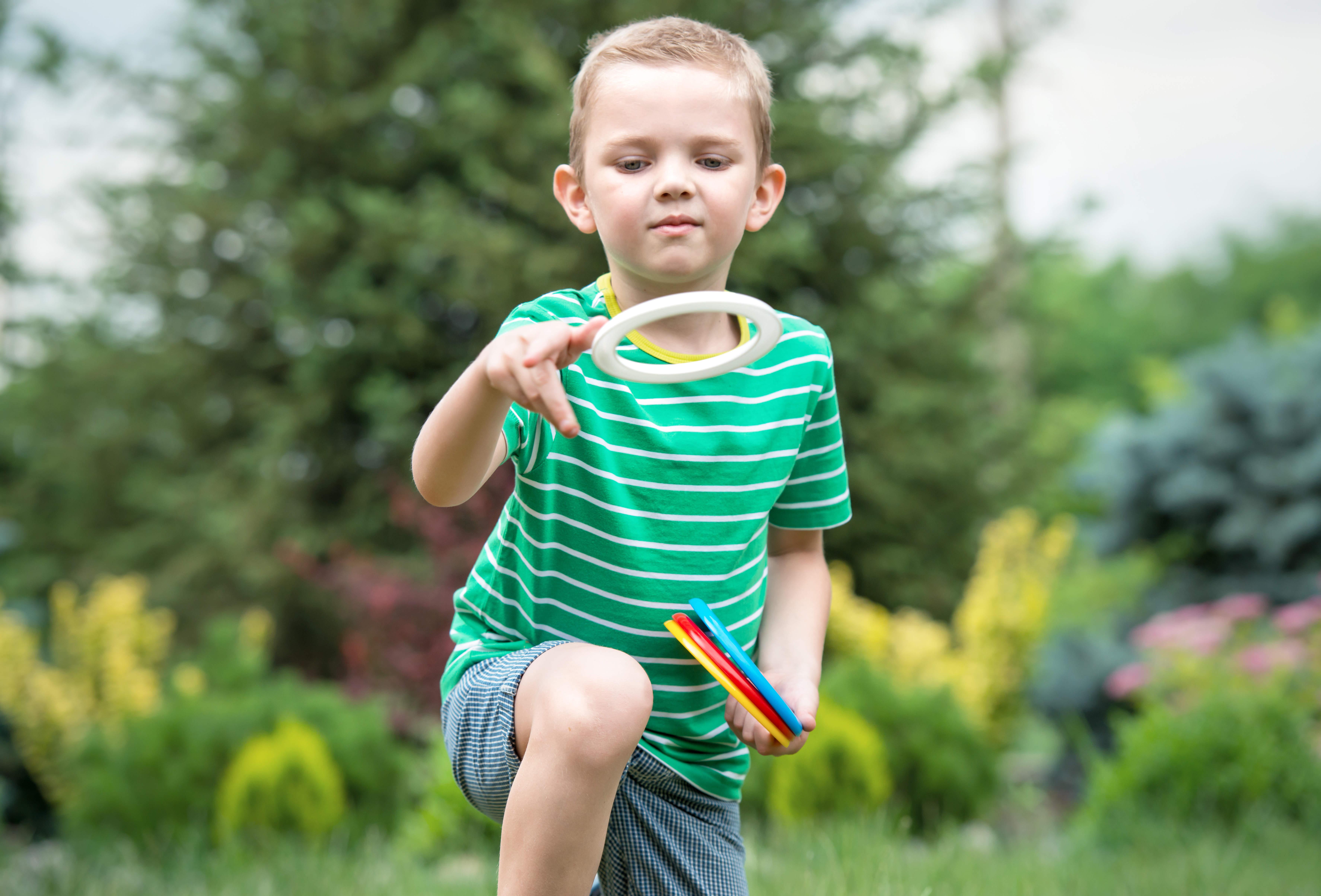 DIY - Blog La Foir'Fouille - 4 jeux de plein air à faire soi-même pour les enfants