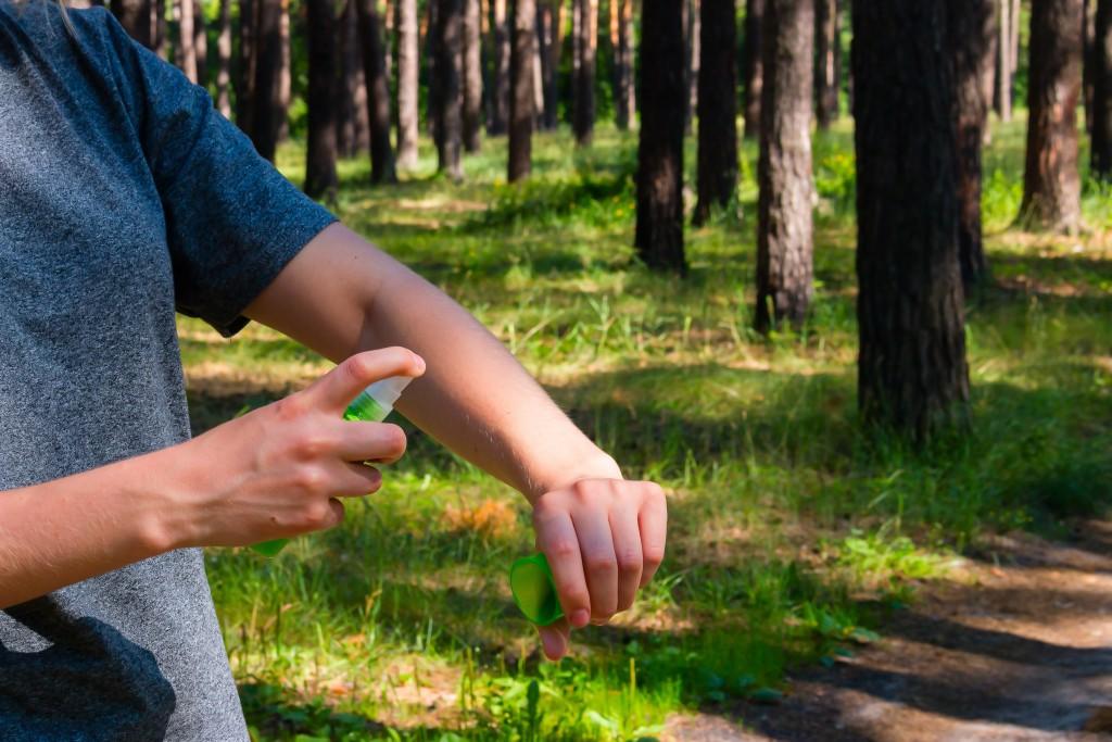 Spray - Conseils - Comment passer un été sans piqûres