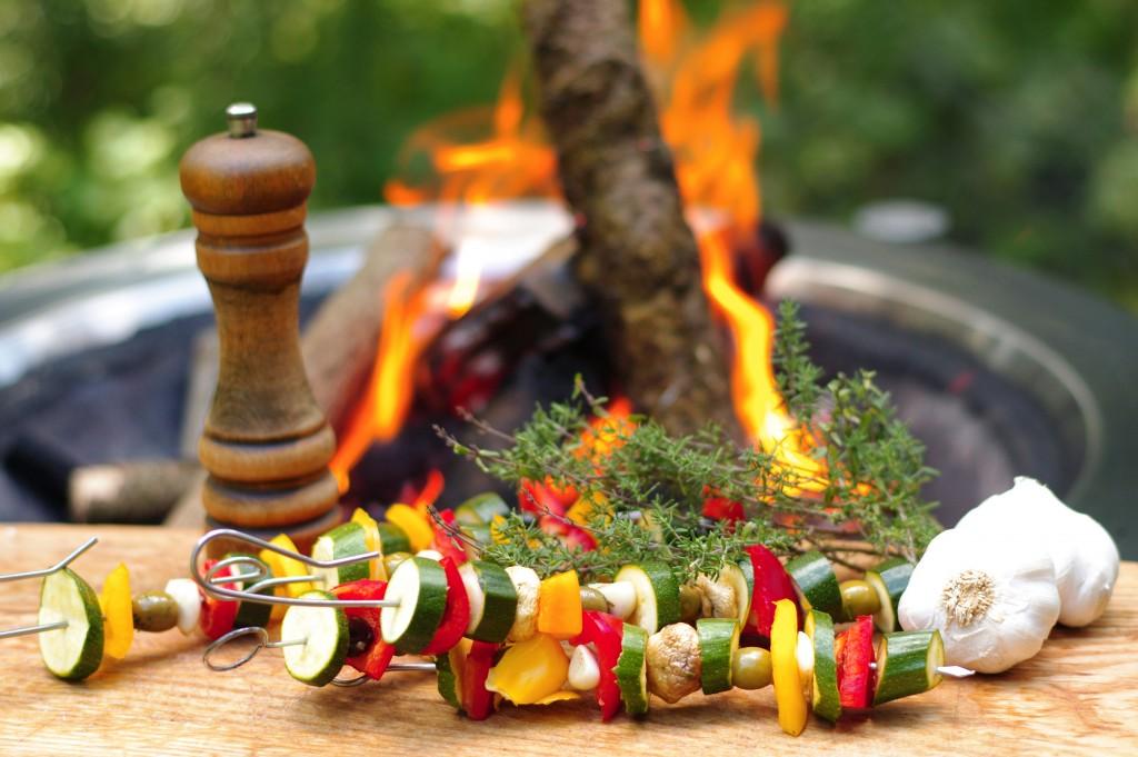 Végé - On adore – Préparer un barbecue entre amis