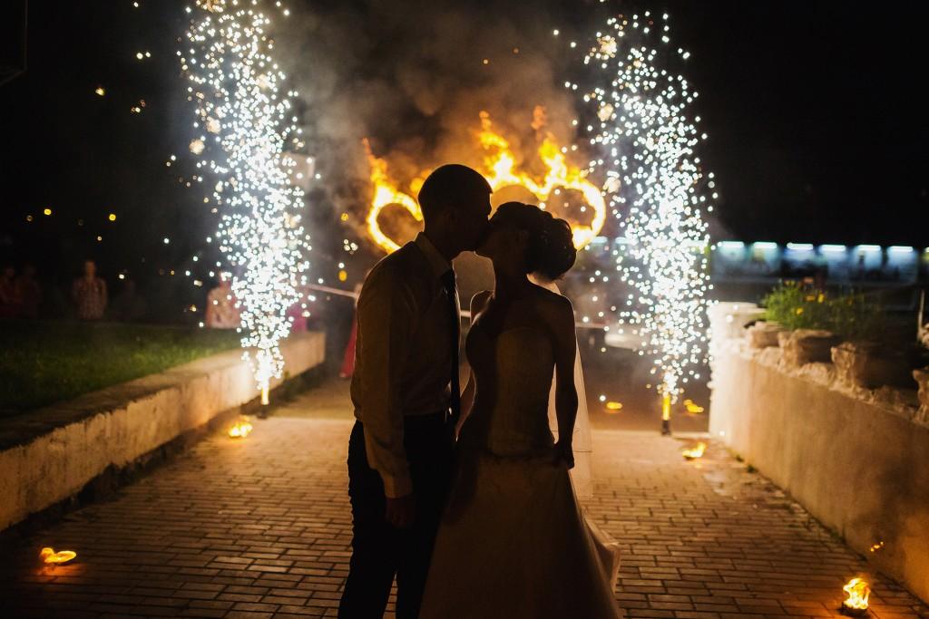 Mariage - Conseils - Réussir un feu d'artifice domestique