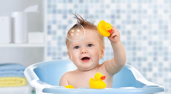 On adore - Meilleurs jeux pour le bain - Baby