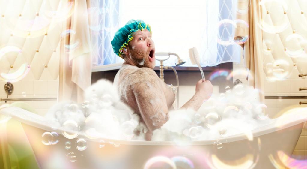Man - On adore - 3 produits naturels pour nettoyer la baignoire