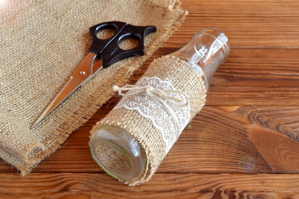 Jute - DIY - 3 façons de décorer vos pots