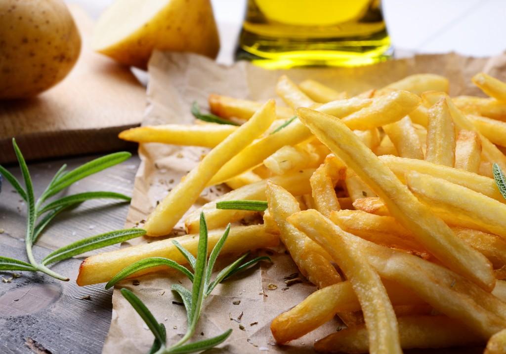 Friiiites -  Les indispensables pour une frite de qualité
