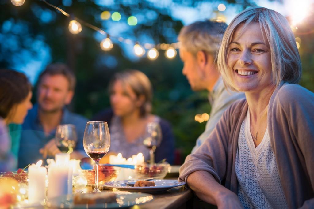 Conseils - A table - Illuminer votre extérieur