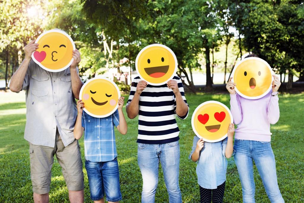 Famille - Conseils - Ecrire un article en émojis