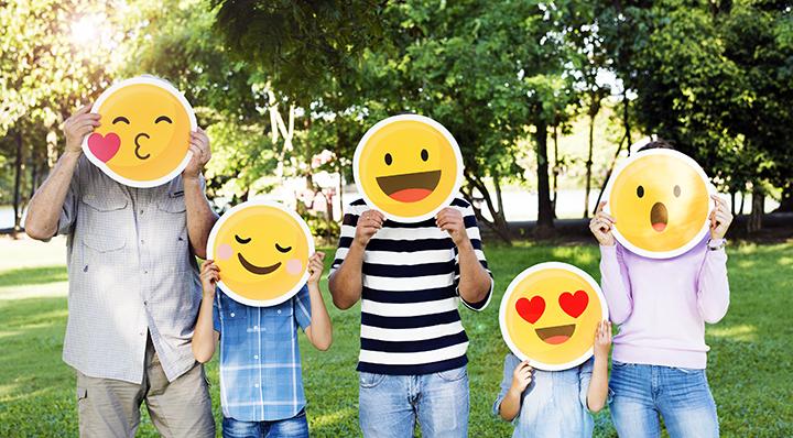 Conseils - Famille - Ecrire un article en émojis