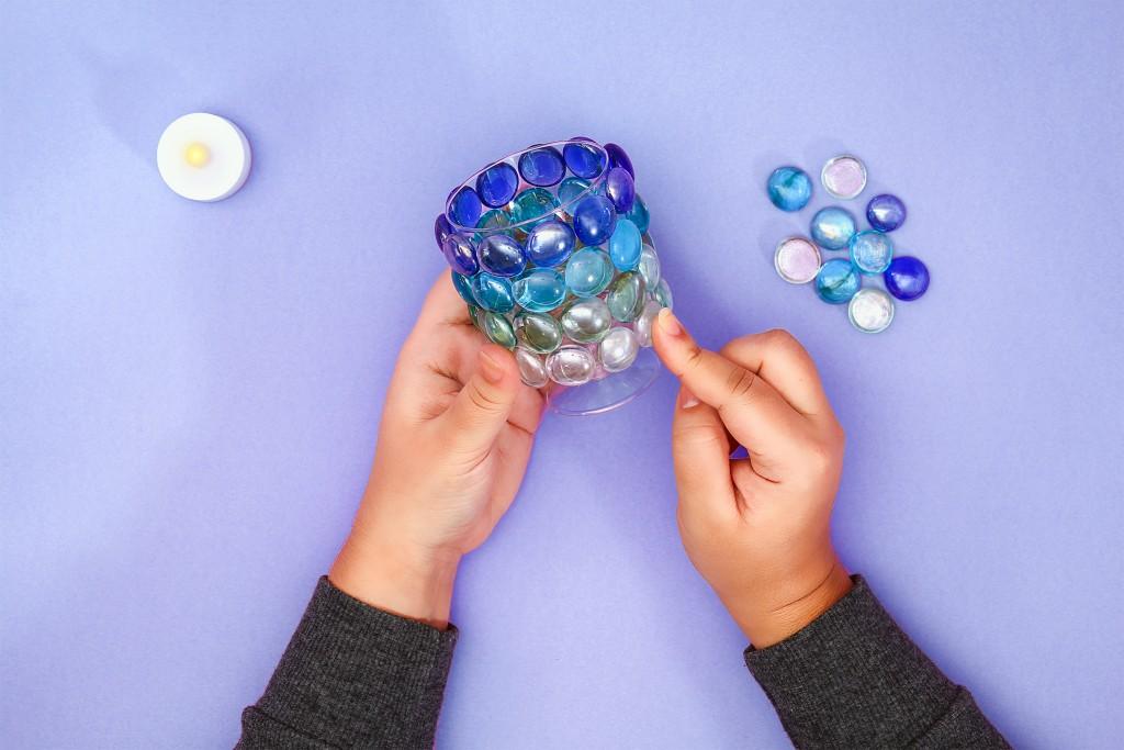 DIY - Craft - 3 façons de décorer vos pots