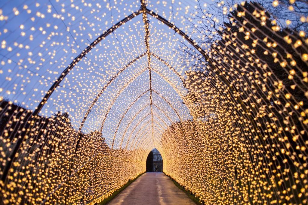 Tunnel - Conseils - Illuminer votre extérieur