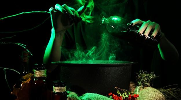 DIY : Préparer des potions de sorcière