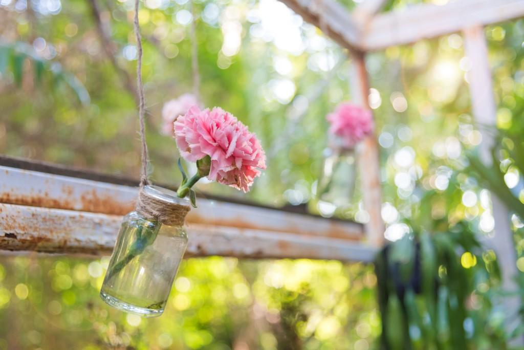 Fleur - DIY - 3 façons de décorer vos pots