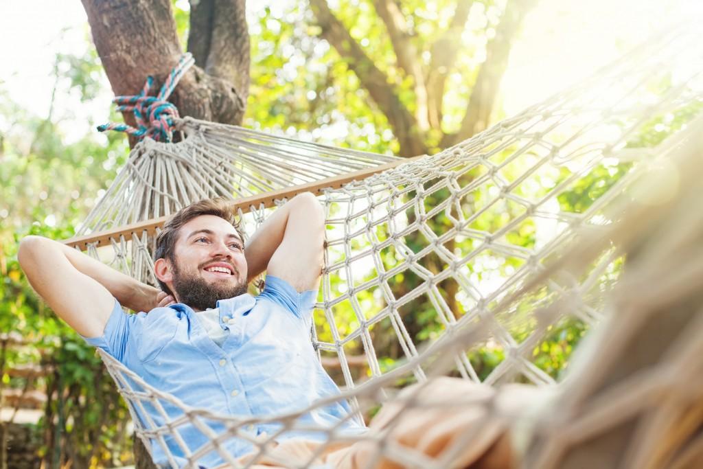 Bearded man - On adore - Les indispensables pour profiter de son jardin