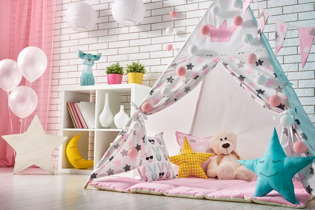 TIPI 6 On adore - Les indispensables de la chambre d'enfant