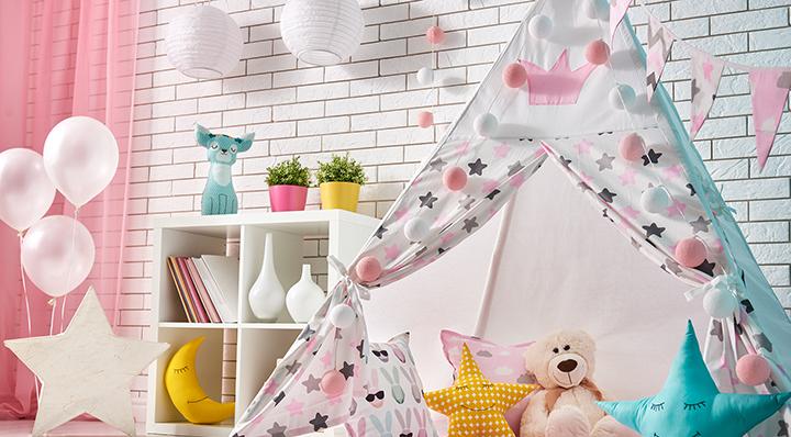 On adore - Les indispensables de la chambre d'enfant - TIPI