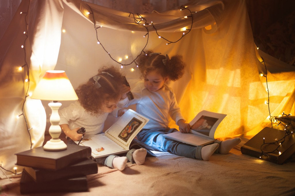 Fort - On adore - Les indispensables de la chambre d'enfant