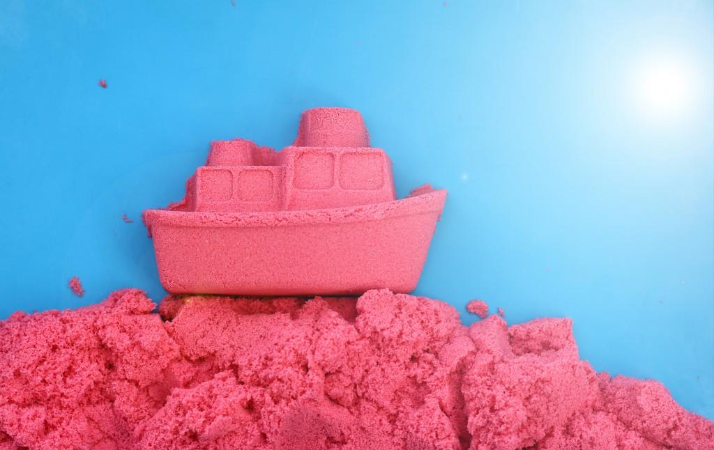 SHIP - DIY - Du sable magique pour les enfants !