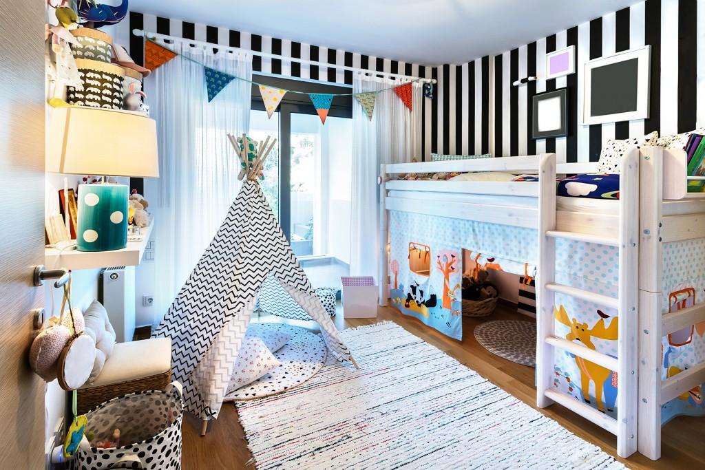 Blue - On adore - Les indispensables de la chambre d'enfant