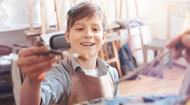 DIY : Trois activités peinture à faire avec ses enfants