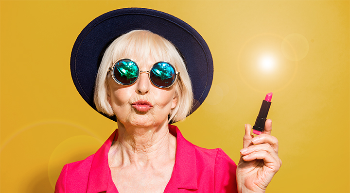 Grandma - On adore - Les bons plans make-up !