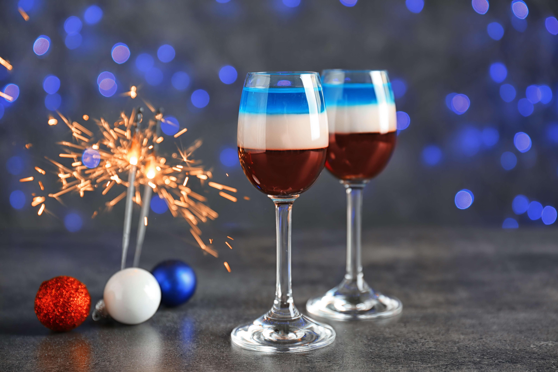 On adore - 3 recettes tricolores pour le 14 juillet - Blog La Foir'Fouille