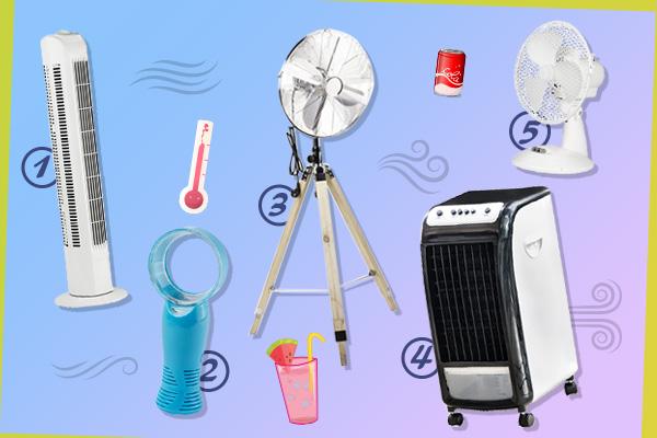 PM - Guide d'achat - Comment choisir son ventilateur