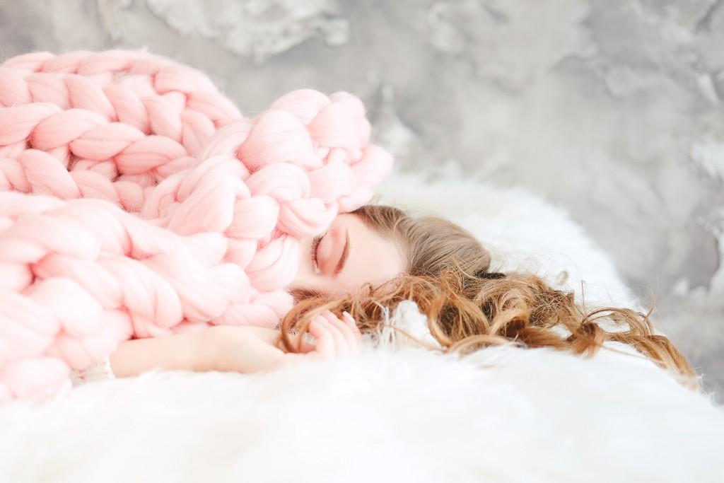 Je veux cette écharpe - Conseils - Je vois la chambre en rose
