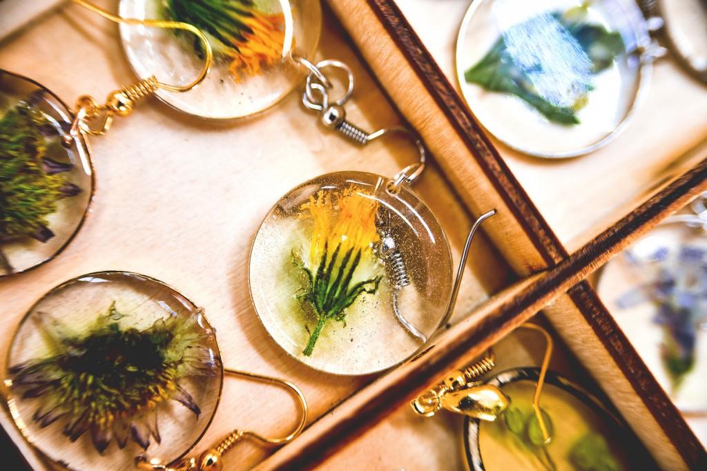 Sépia - DIY - Fabriquer ses bijoux en résine