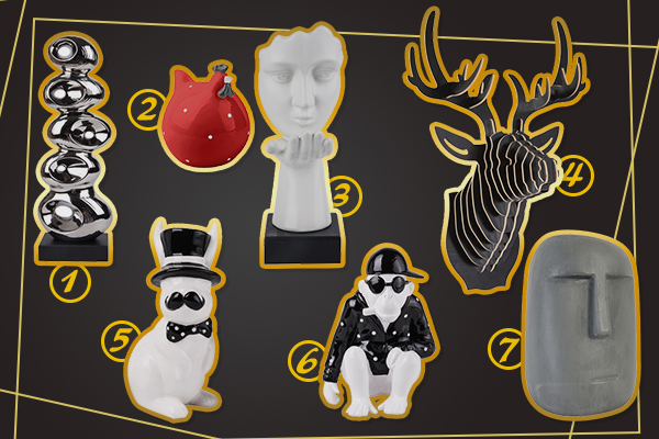 On adore - 7 accessoires déco bluffants - PM
