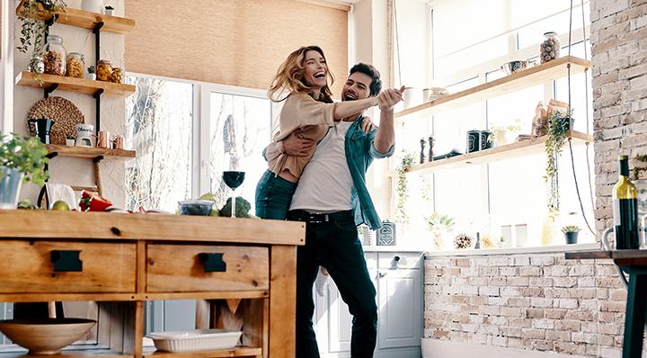 Couple - On adore - Nouveaux plaisirs de gastronomes