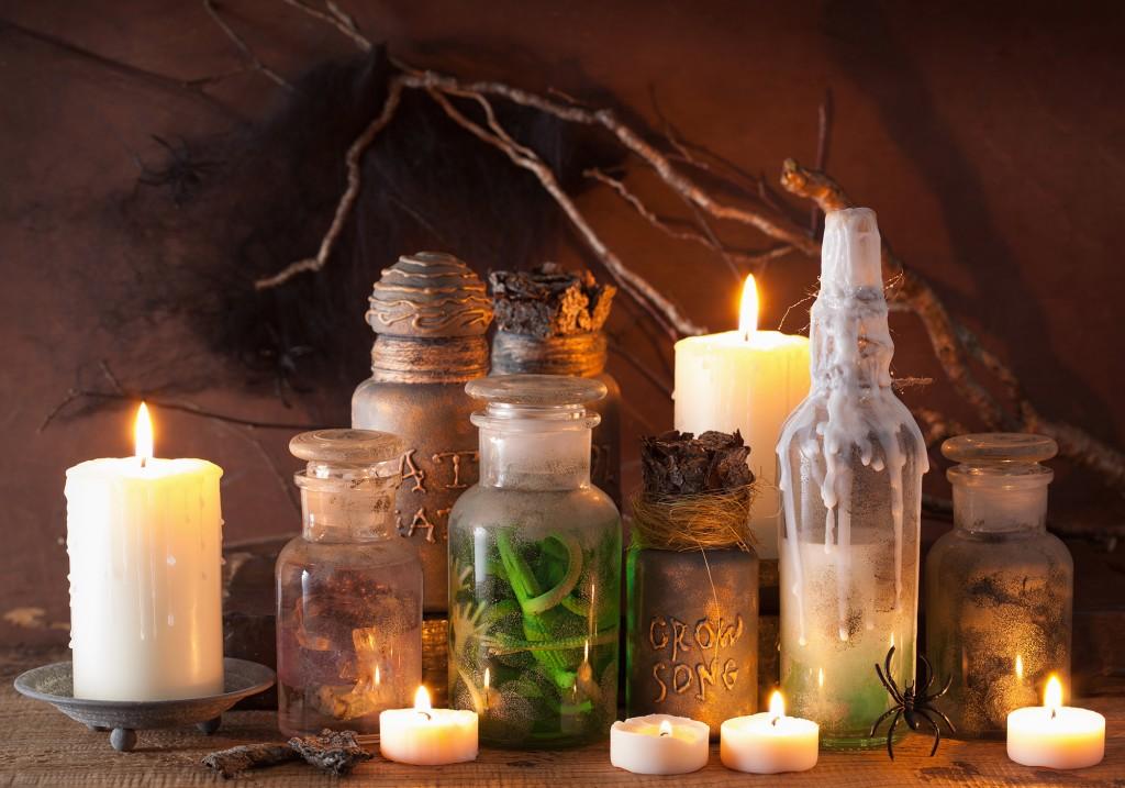 Potions - DIY - Préparer des potions de sorcière