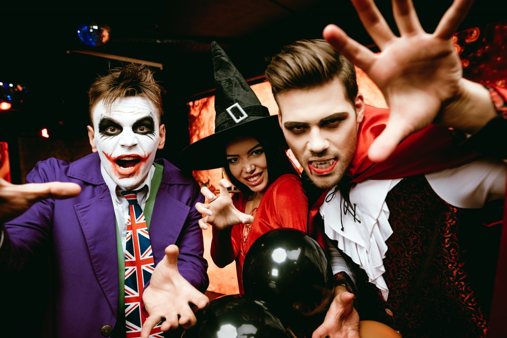 Party - On adore - Profiter d'Halloween en tant qu'adulte