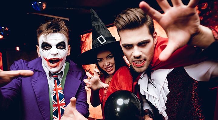 Party - On adore - Profiter d'Halloween en tant qu'adulte