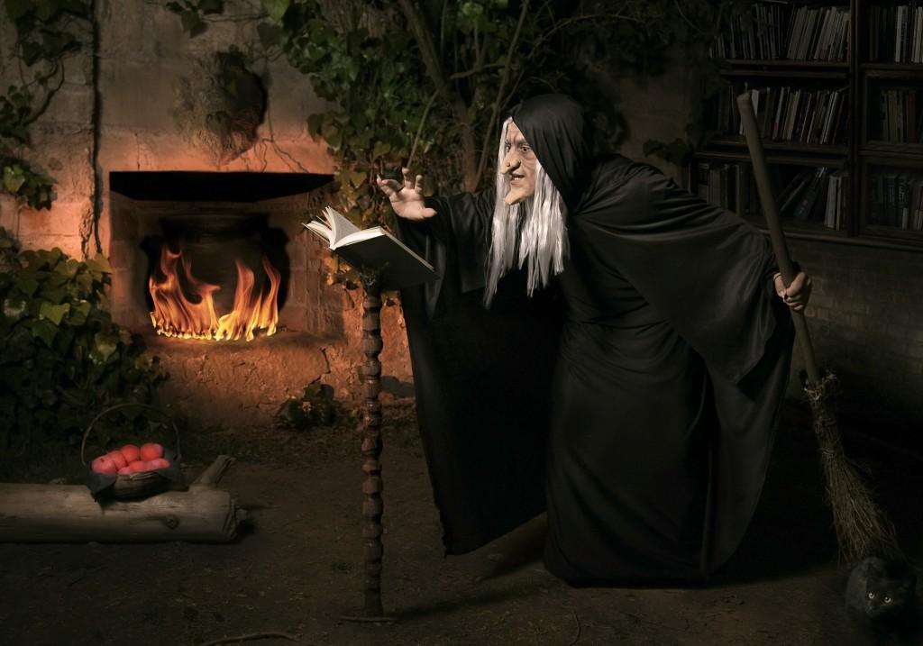 Sorcière - DIY - Préparer des potions de sorcière