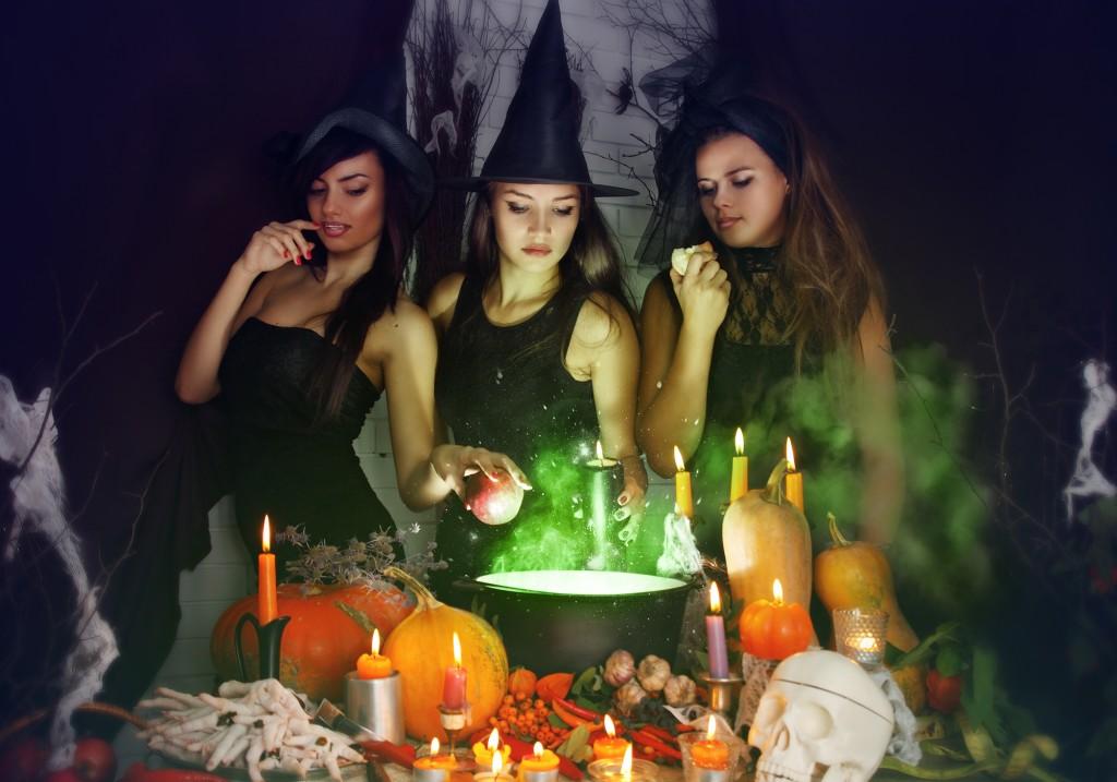 Covent - Potions - DIY - Préparer des potions de sorcière