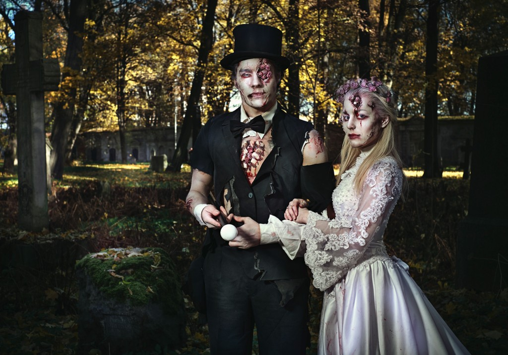 Mariage - On adore - Profiter d'Halloween en tant qu'adulte